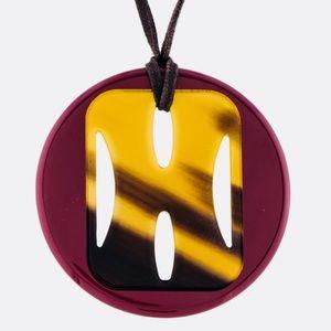 Hermès lift necklace